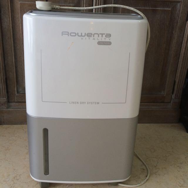 Rowenta Vitality Linen Dry Dehumidifier
