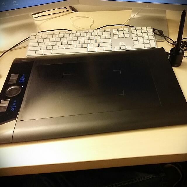 Wacom Intuos 4 Large With Bag