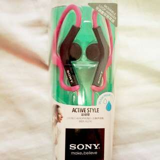 Sony Sports Earphone
