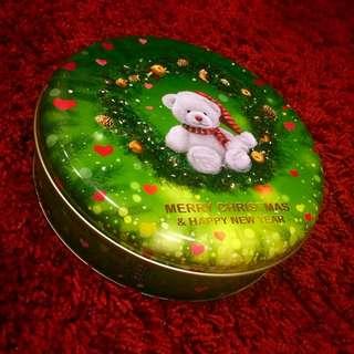 HK Jenny Bakery 4Mix Butter Cookies - Small Tin