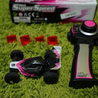 RC Toy Grade Z301 Super Speed 2.4GHz RC Mini Racer