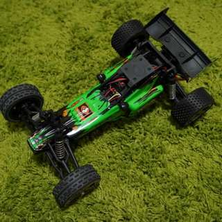 RC Hobby Grade: Wltoys L959 2.4GHz 1/12 Scale Racing Car Buggy