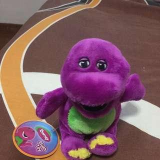 Barney. Soft Toy