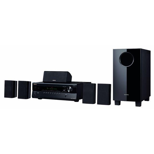 [RESERVED] Onkyo HT R380 Sound System 5.1