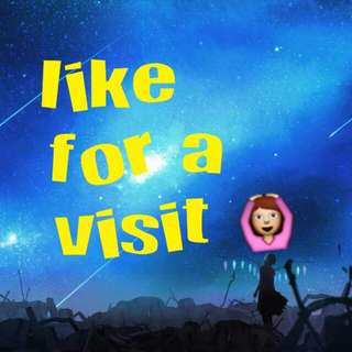 Like For A Visit ! 🙆