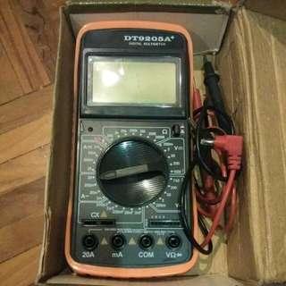 Digital Multimeter DT9205A+