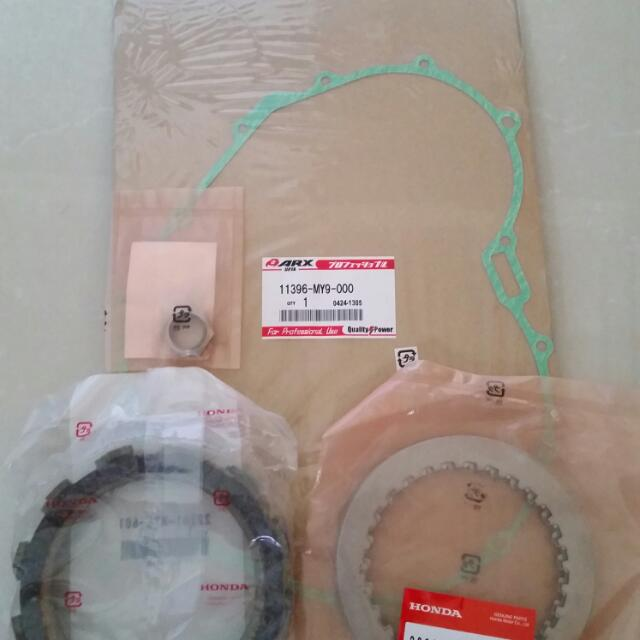 cb400 super 4 clutch set cars on carousell