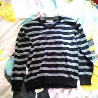 Striped Long Sleeved Pullover (Boys)