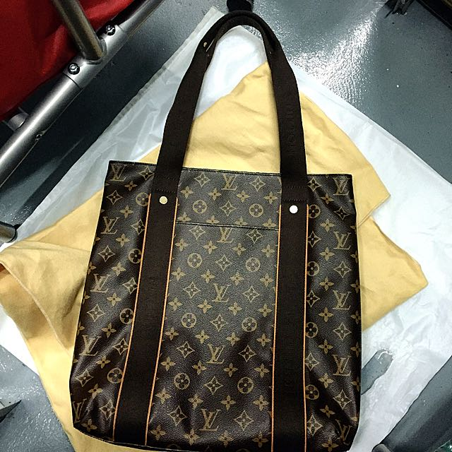 Louis Vuitton Cabas Beaubourg Tote Bag