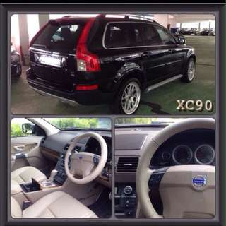 Volvo XC 90 For Rent And Sale