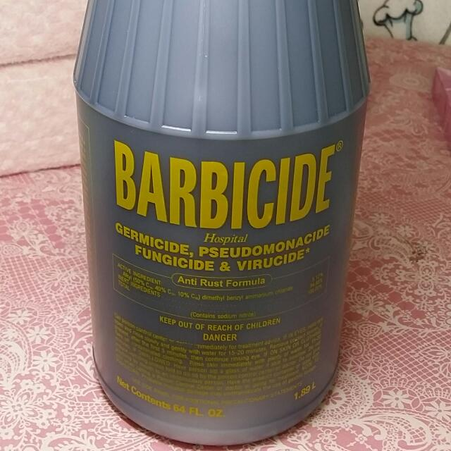 Barbicide (Professional use In Nail Salons)