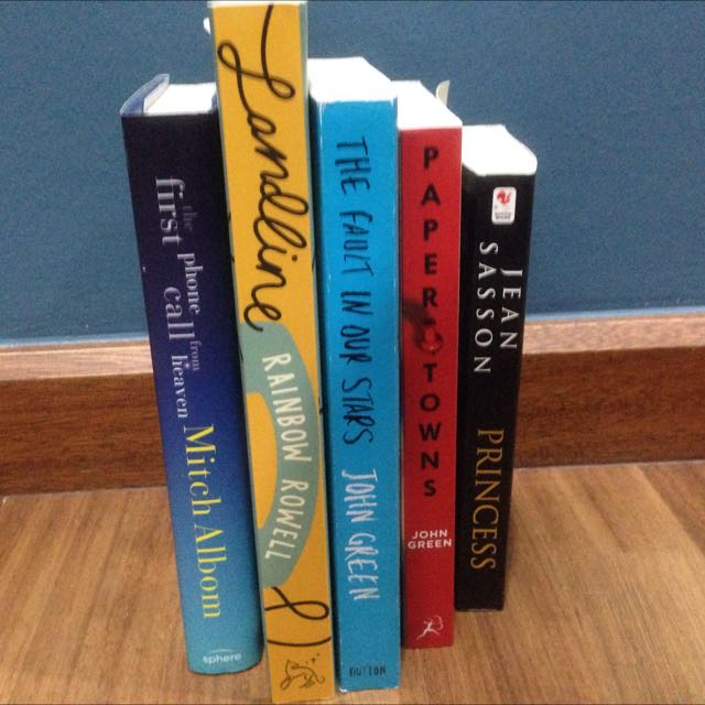 John Green , Mitch Albom & more