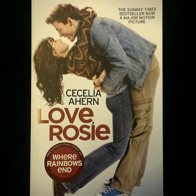 Love, Rosie (By Cecilia Ahern)