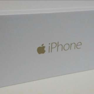 Brand New In Box Iphone 6. Gold Color. 16gb.