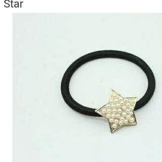 Korean Beads Hairband-Star
