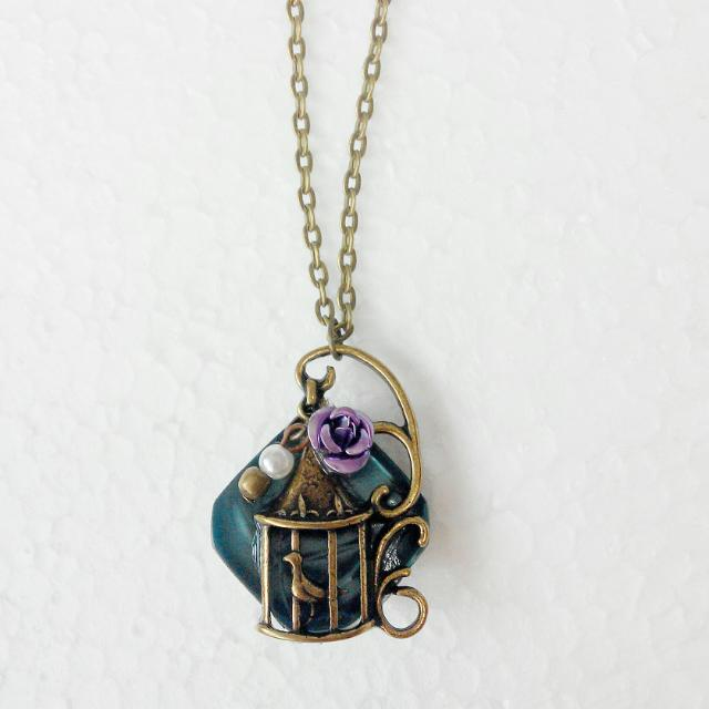Miedeval Secrets Necklace