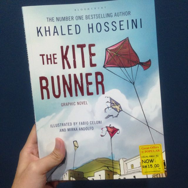 The Kite Runner graphic version