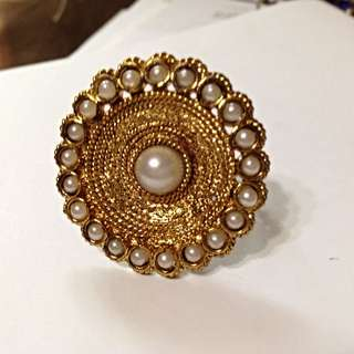 BN Gold Colored Ring