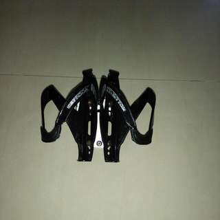 Mattook Double Bottle Cage