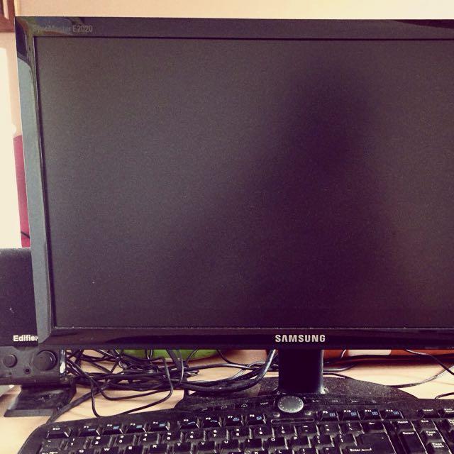 "Samsung 19""monitor"