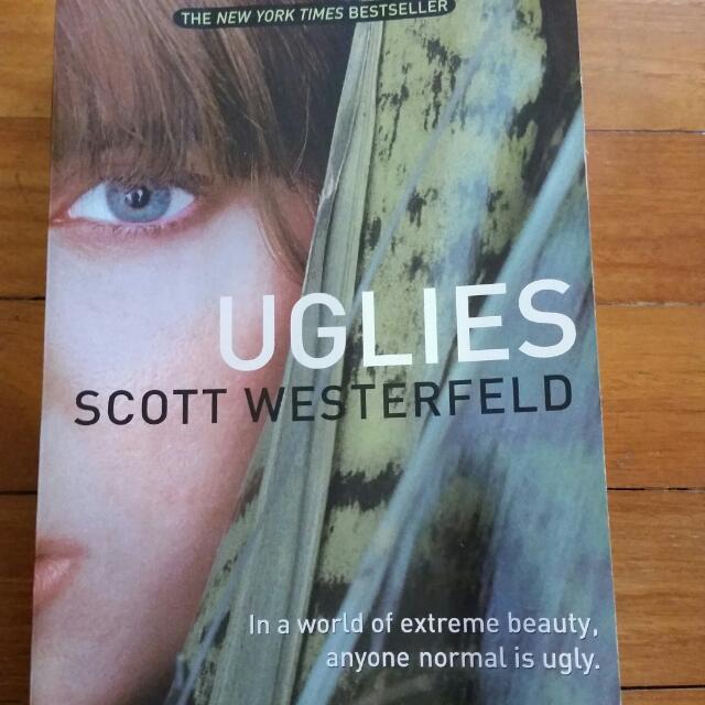 Uglies Book 1 By Scott Westerfield