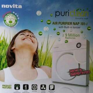 Novita Puriclean Air Purifier NAP 101-i