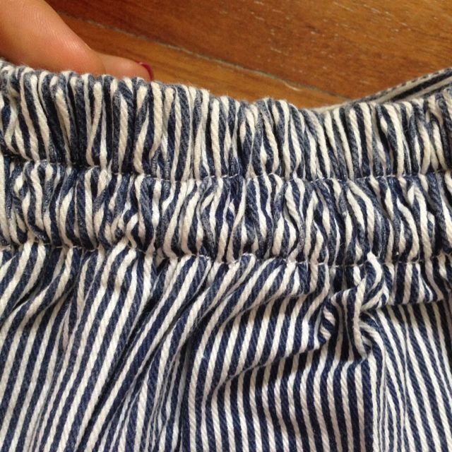 BN Stripy Ribbon HWS