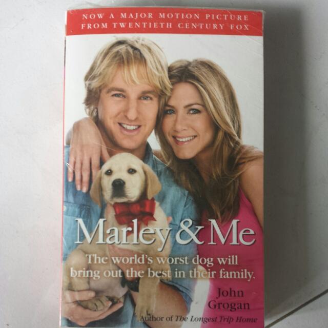 Marley &  Me (unopened)