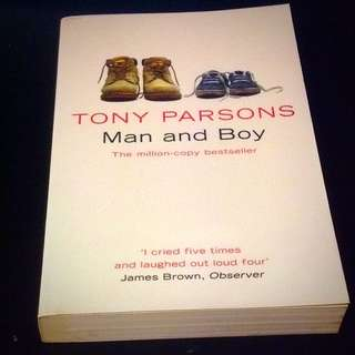 Preloved Man And Boy By Tony Parson