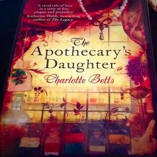 Preloved The Apothecary's Daughter By Charlotte Betts