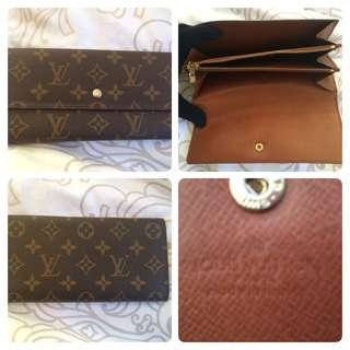 Pre-loved Authentic Louis Vuitton Wallet