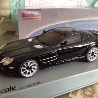 Kyosho Mercedes-Benz SLR (Remote Control Shell