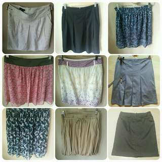 SUPER SALE! PRICE REDUCED!! SKIRTS