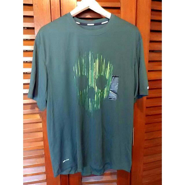 f8e1673b BNWT!!! Men's Nike Dri-fit Running T-shirt in green Size L, Men's ...