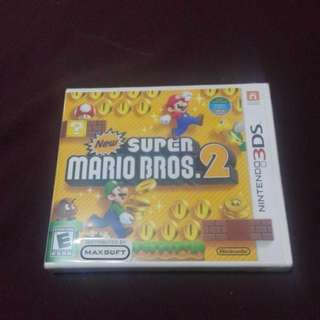Brand New Super Mario Bros 2