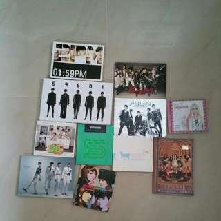 Kpop Albums Clearance