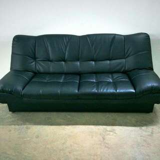 3 seater sofa with storage.