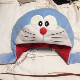 Doraemon Hat Authentic Product