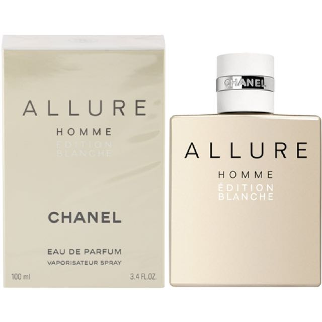 f887ecf3dd6 Chanel Allure Homme Edition Blanche (men) Edp