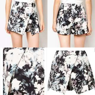 MDS collections Dye Trendy Skorts