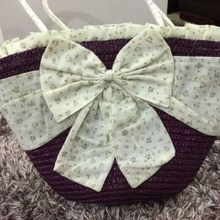 Weaved Bag
