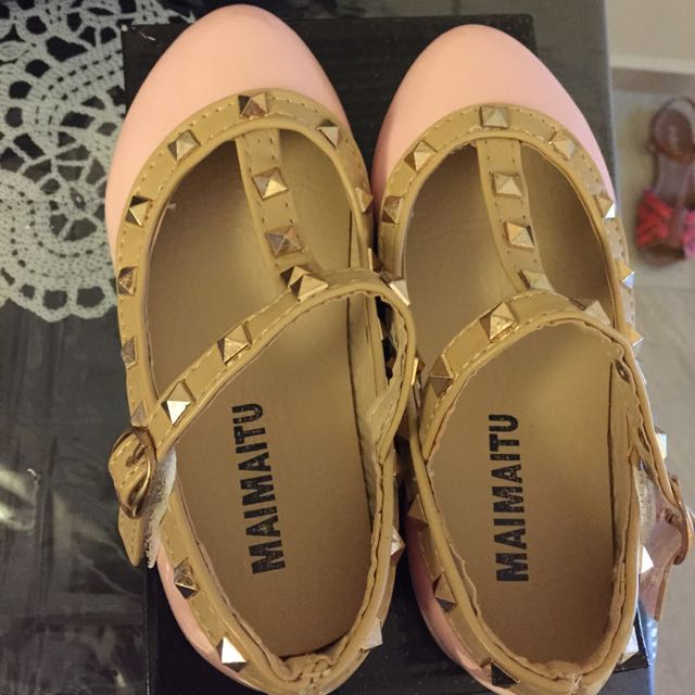 valentino inspired shoes for babies/toddlers