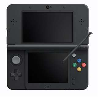New 3DS LL (Japanese Version)