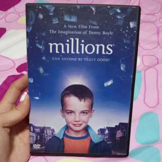 Millions - Can Anyone Be Truly Good? DVD