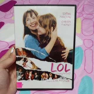 LOL (Laughing Out Loud) DVD