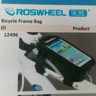 Bicycle Frame Pouch