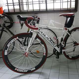 Colnago Move 2013 Heavily Carbonised