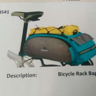 Bicycle Rack Bag