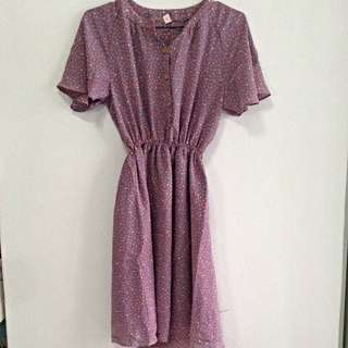 1960s Retro Dress. Fits UK Size 6/8. Collection At Pasir Ris Mrt Station. No Trade.