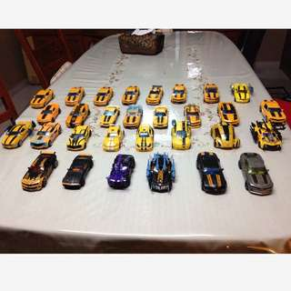 Bumblebee Transformers Collection